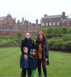 Hampton Court Palace - Paulladas