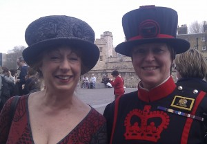 Yeoman Warder Moira Cameron and ALM crop 1